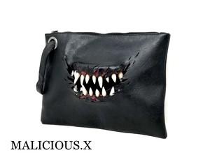 creature clutch bag
