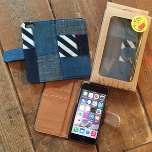 iPhone Case 6/6s, Japanese Boro Patchwork