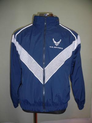 USAF(米空軍)  PTU フィジカルトレーニングジャケット 極上品
