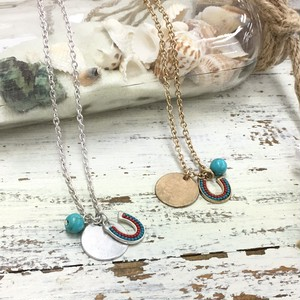 HORSESHOE Necklace (CS0816-N)