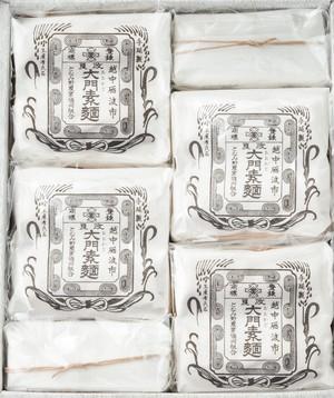 大門素麺 10個入(化粧箱入り)