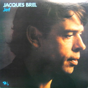 Jacques Brel / Jef (LP)