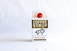 COFFEE SYRUP (caffeinless) 500ml