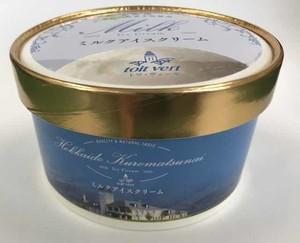 ミルクアイスクリーム【500ml】