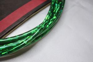GIZA PRODUCTS シフト アウターケーブル 2.3m(ホログラムグリーン)