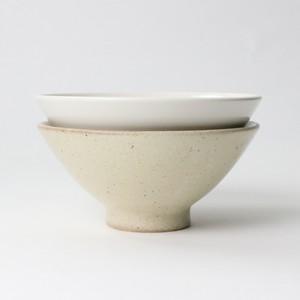 【SET-0022】ごはん茶碗セット アイボリー×ベージュ