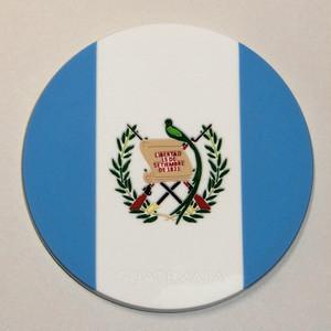 【国旗コースター】グアテマラ