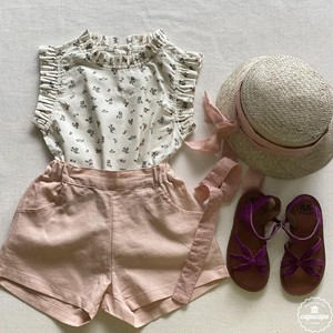 «sold out»«pour enfant» アナイスブラウス Anais blouse