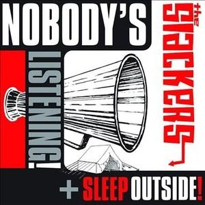 (12インチシングル)『Nobody's Listening』THE SLACKERS (輸入盤)
