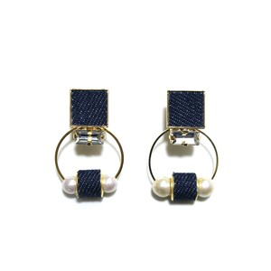 【2017SS新色】ESTELLE Earring / INDIGO
