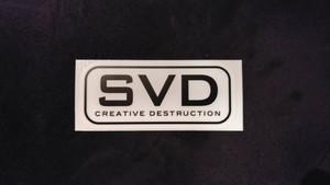 SOLVID SVD ステッカー