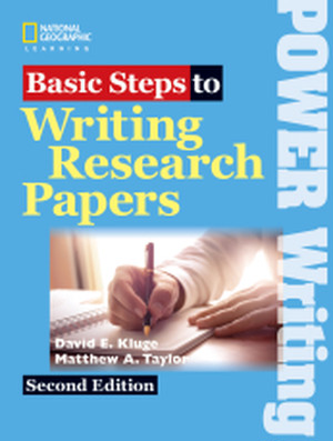 Basic Steps to Writing Research Papers, 2nd edition