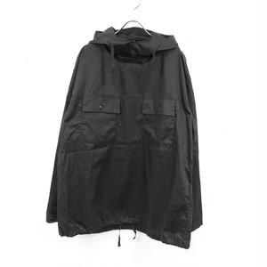 Engineered Garments / エンジニアドガーメンツ   Cagoule Shirt  カグールシャツ   S   ブラック   メンズ