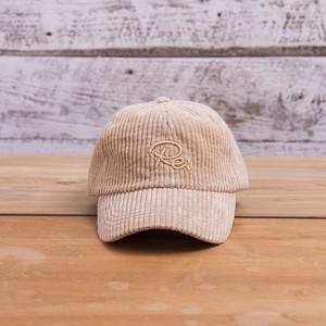 Re LOGO WIDE CORDUROY CAP[REH047]