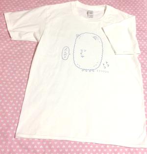ポメラニアンちゃんポメポメTシャツ