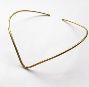 gold wave choker