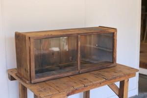 木製ガラスケース ディスプレイケース