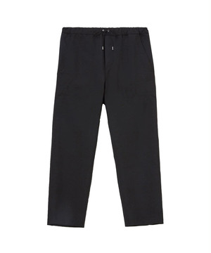 OAMC DRAWCORD PANT,POLY Black OAMQ311831