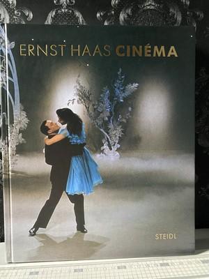 洋書 ERNST HAAS  CINEMA