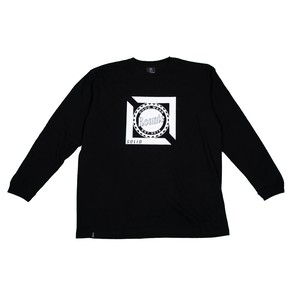 Solid × Rconte L/S Tee