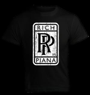 ROLLS RICH T-SHIRT BLACK #135〜リッチピアーナ Tシャツ 5%ニュートリション
