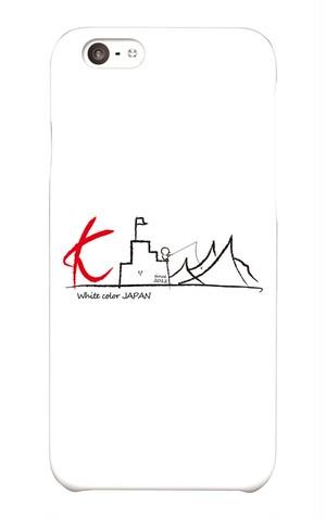 オリジナルロゴ 『さかな釣り編』 iphone6ケース