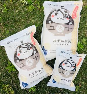 【受注生産】ユナ米 3kg