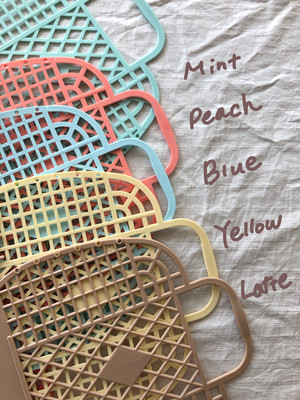 RETRO BASKET SMALL(Sun jellles)