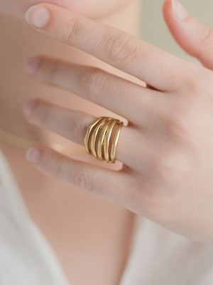 5 Line Ring