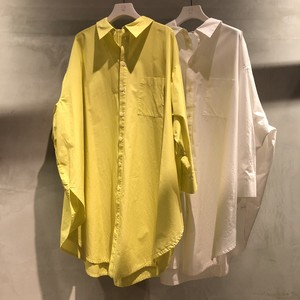"【SALE ""アトリエ市""】RIDDLEMMA / Circle shirt Ф100"
