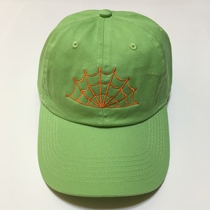 SPIDERWEB CAP (LIME GREEN)