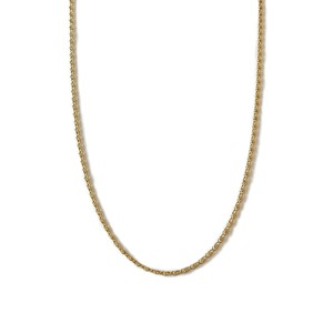 【GF1-59】18inch gold filled chain necklace