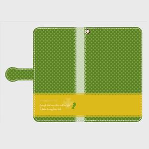 手帳型スマホケース・ナイト Android用