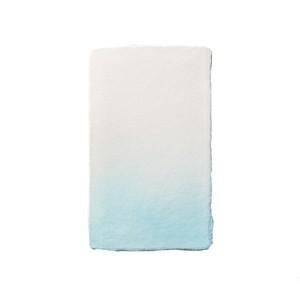 【手漉き和紙〈かすみ_美空〉】4号サイズ 和紙名刺 / メッセージカード