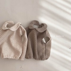 =sold out= quilting vest〈BELLA BAMBINA〉【baby】