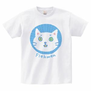 フレーメンにゃんこTシャツ