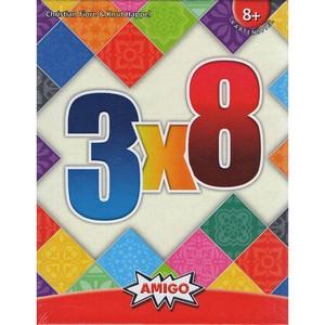 スリーバイエイト 3×8