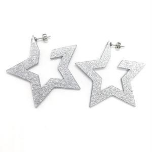 <Jem Liberte> Big Star Pierce #Silver
