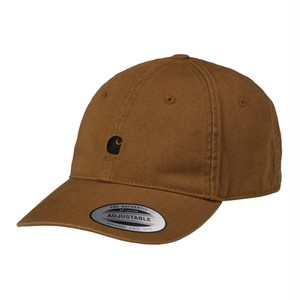 Carhartt (カーハート)MADISON LOGO CAP - Tawny / Black