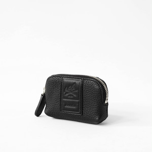【S size】Leather Pouch Excela Zip エクセラファスナー使用 レザーポーチ crambox