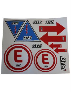 GT2i スパークシート(non-reflect タイプ)