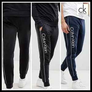 【予約販売】Calvin Klein Logo Joggers カルバンクライン ジョガーパンツ メンズ