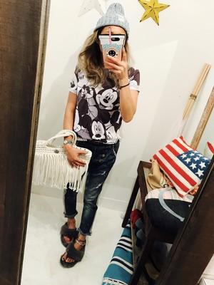 SALEミッキーTシャツ