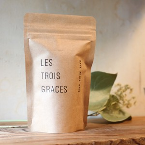 BENI HOUJI CHA(Tea Bag)/LES TROIS GRACES × EN TEA