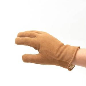 GEIER GLOVE Deer Skin Suede Glove Natural 530NATLDP