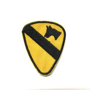 ミニサイズ 第一騎兵師団 U.S.Army 1st Cavalry Division パッチ patch ワッペン