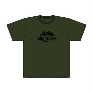 Tシャツ [カーキ]