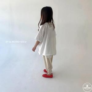 «sold out» go.u cotton pants ジョガーパンツ