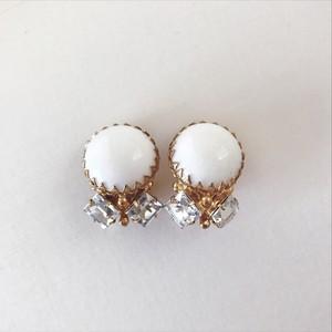 vintage earrings 744