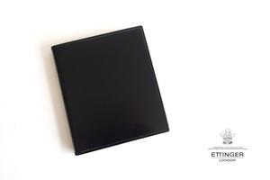 エッティンガー ETTINGER ビジネスカードファイル ブラック